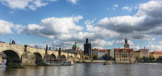 Stedentrip Praag aanbieding