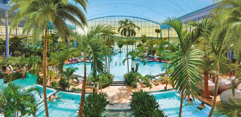 Bezoek Thermen Euskirchen incl luxe 4* hotel in Bonn met ontbijt slechts €65,- pp