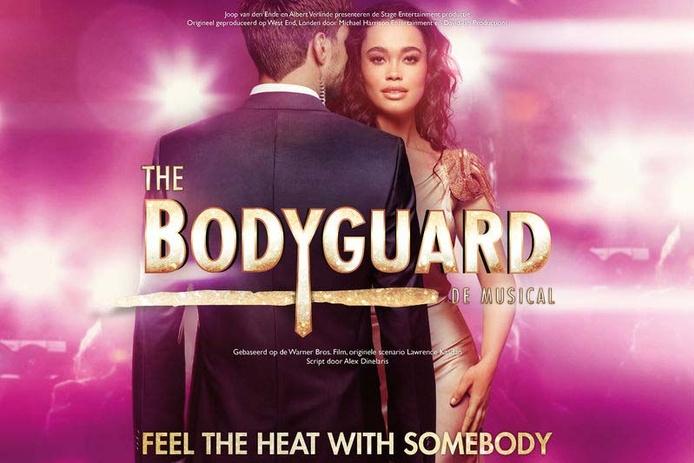 Kaarten The Bodyguard de Musical nu tijdelijk te koop met korting!