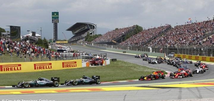 F1 reis GP Barcelona