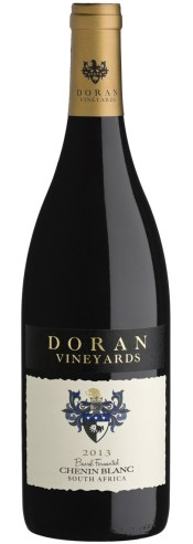 Doran Vineyards Chenin Blanc 2013 (LR) (cropped)