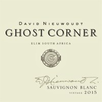 David Nieuwoudt Ghost Corner Sauvignon Blanc 2015 (Cederberg Private Cellar)