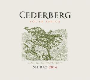 Cederberg Shiraz 2014