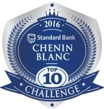 Chenin Blanc Top 10 Challenge Bottle Sticker 2016