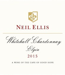 Neil Ellis Whitehall Chardonnay 2015
