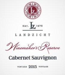 Landzicht Winemaker's Reserve Cabernet Sauvignon 2015