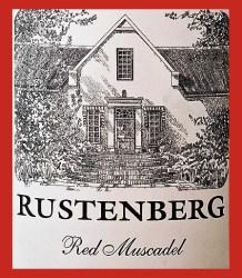 Rustenberg Red Muscadel 2015