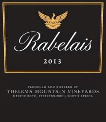 Thelema Rabelais 2013
