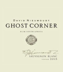 Ghost Corner Sauvignon Blanc 2015 (Cederberg Private Cellar)