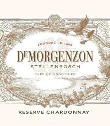 DeMorgenzon Reserve Chardonnay 2016