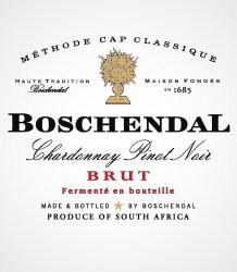 Boschendal Chardonnay Pinot Noir Brut NV