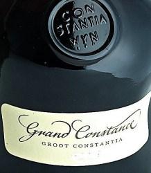 Groot Constantia Grand Constance 2014