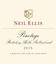 Neil Ellis Bottelary Hills Pinotage 2015