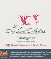 The Dry Land Collection Barrel Fermented Chenin Blanc 2016 (Perdeberg)