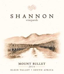 Shannon Mount Bullet 2014