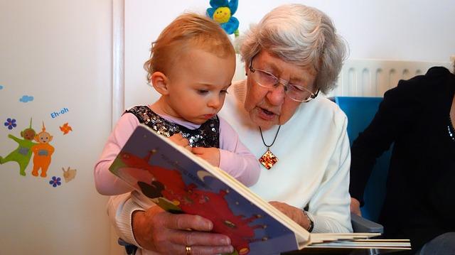 Babička jako maminka