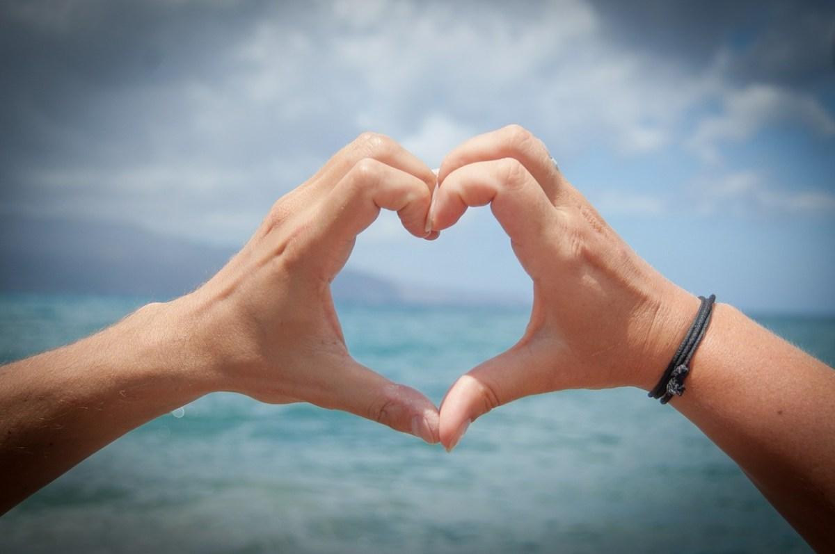 Valentýnská přání (Zamilované sms)