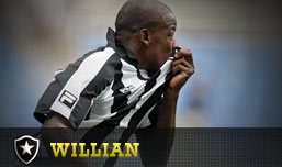 Juizforano William dá vitória ao Botafogo
