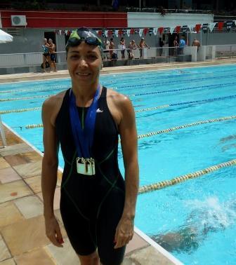 Solange Tavares: exemplo de atleta e de vida