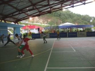 Melhora desempenho do time local de Futebol de 5