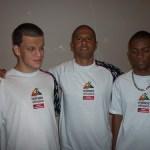 Felipe, Leo Lima e Carlos Cristiano - Campeões nas Paraolimpíadas Escolares 2011