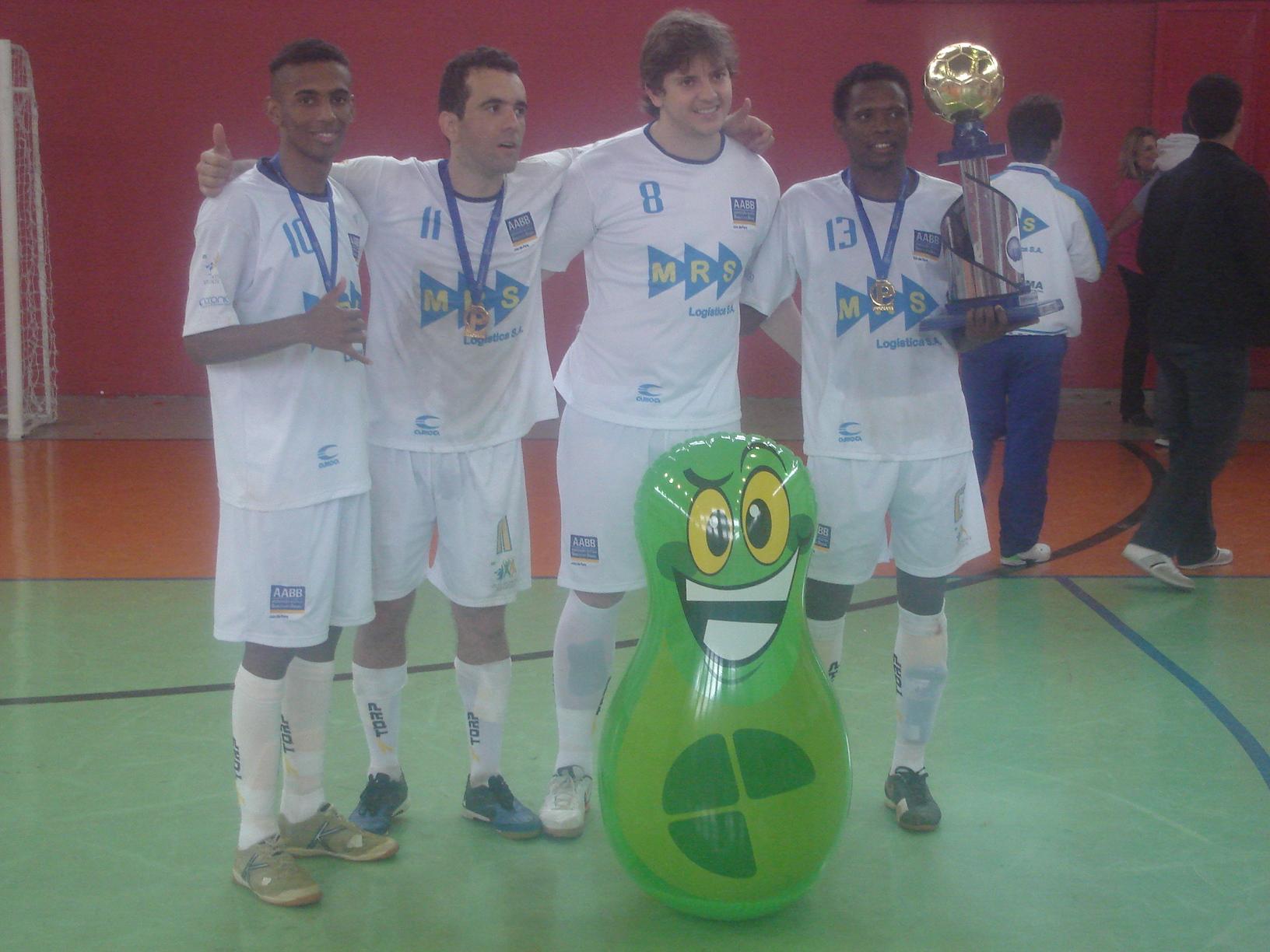 Juiz de Fora é tri na Copa Panorama de Futsal  b6de5d6c7c156