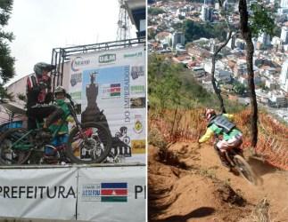 Ciclistas locais vencem Elite no Downhill do Imperador