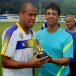 Lekin, do Dominados, artilheiro da competição com 6 gols