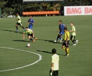 Tupi empata com os reservas do Atlético na Cidade do Galo: 0 a 0