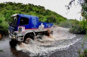 Navegador Flávio Bisi inicia, em Barretos, temporada de rallys