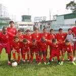 Tupynambás Futebol Clube, vice-campeão na categoria dente-de-leite