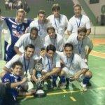 Rezato: campeão adulto da Copa Prefeitura Bahamas de Futsal