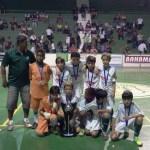Sport Club Juiz de Fora: campeão mirim da Copa Prefeitura Bahamas de Futsal