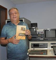 Márcio Guerra lança livro em que compara as narrações no Rádio e na TV