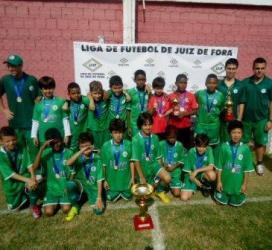 Juizforano e Sport campeões das categorias Mirim e Dente de Leite da Liga. Veja fotos