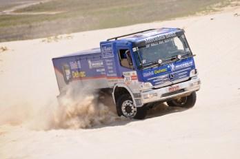 Rally dos Sertões ´mostra a sua 'cara' e não poupa competidores