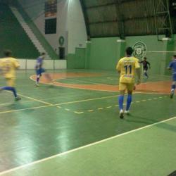 Copa Metropolitana Panathlon de Futsal aponta semifinalistas. Rodada na terça