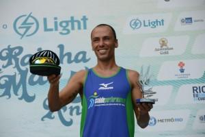 Hallack em segundo no Beach Biathlon do Rei e Rainha do Mar