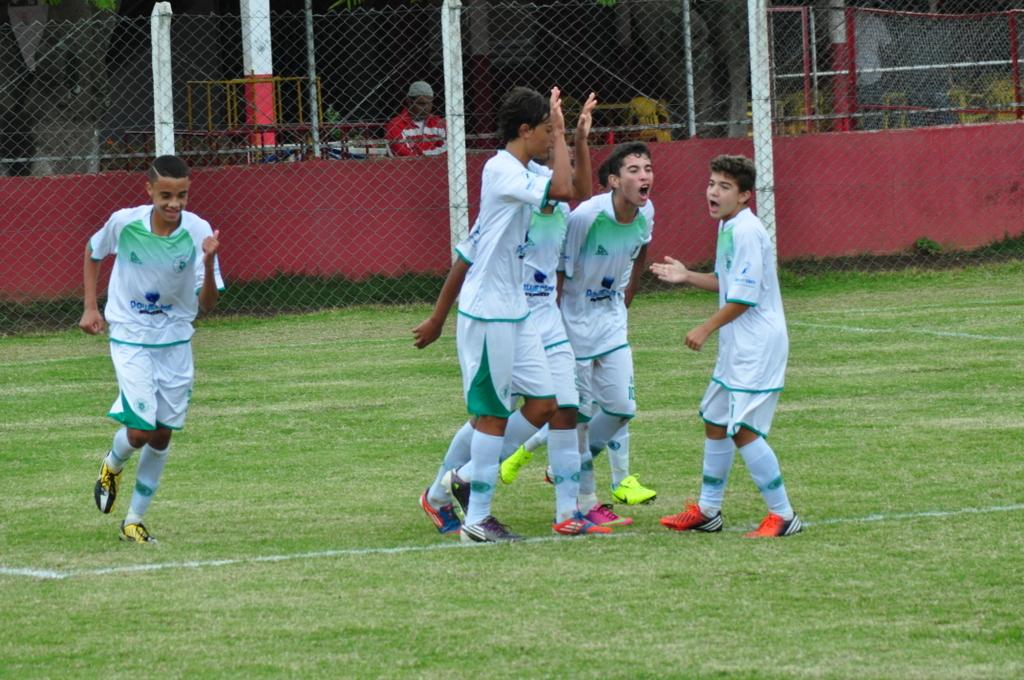 Mineiro: Sport é segundo no Infantil e Juvenil