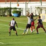 Marca história mais próxima: Ademilson marca o da virada contra o Aracruz e já tem nove na Série D. Faltam quatro para igualar recorde de gols da competição. (Foto: Renato Gomes)