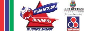 Copa Prefeitura Bahamas: 69 partidas no final de semana