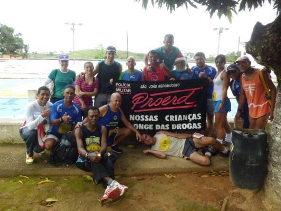 Corrida reuniu atletas de diversas regiões. (Foto: Divulgação)