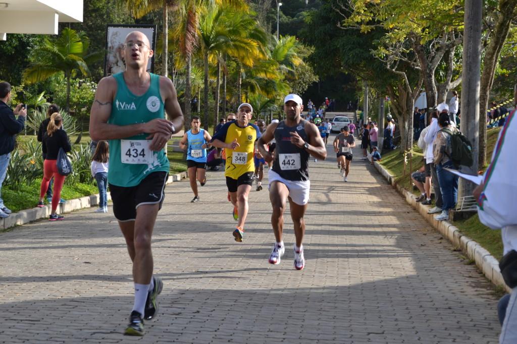 Atletas de todas as idades participaram da edição de 2013 do evento
