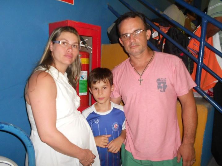 Pais e Pedro