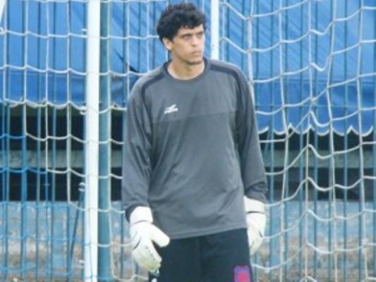 Goleiro Rodrigo estava no Bonsucesso, da elite do futebol carioca