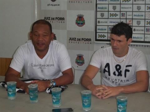 Cloves e Wesley: dirigente revela bastidores do futebol do clube em busca de uma boa campanha na Série C
