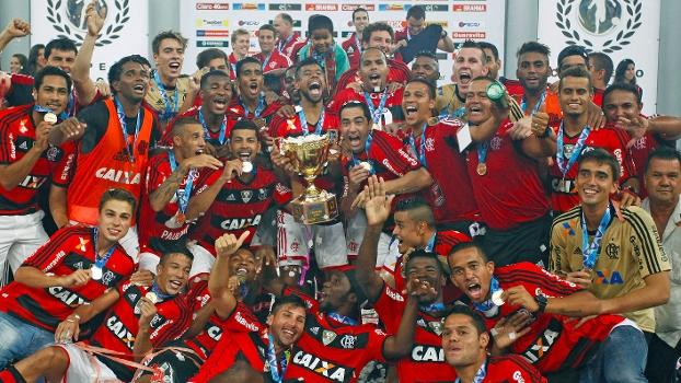 Nos minutos finais, Flamengo e Vasco proporcionaram a emoção que faltou em todo o Campeonato Estadual do Rio: empate valeu título ao Fla