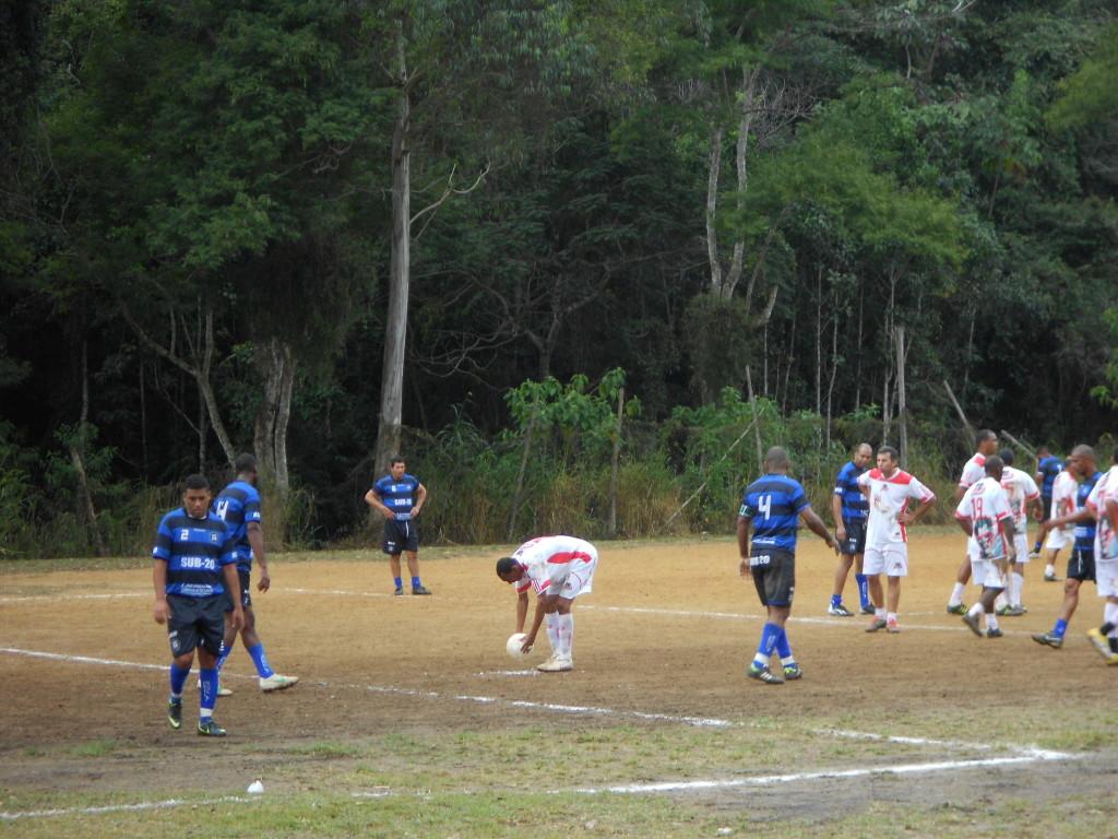 Futebol amador: de volta à cena depois do feriado prolongado (Foto: Arquivo Toque de Bola)
