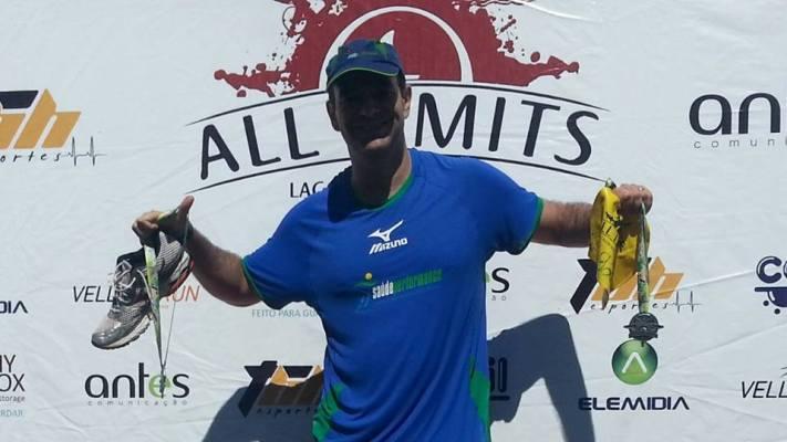 Ronzani nadou 1km e completou 13km de cross country nos dois dias de provas