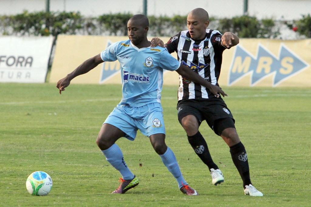 Tupi e Macaé empataram em 1 a 1 na estreia dos times pela Série C